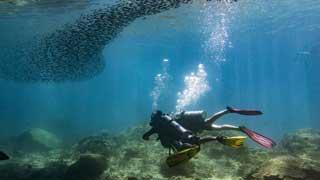 Discover Scuba Diving - Sea Gypsy Divers, Ao Nang, Krabi Thailand