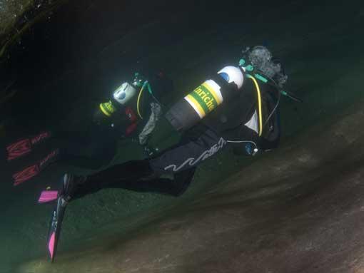 PADI Enriched Air Nitrox Divers