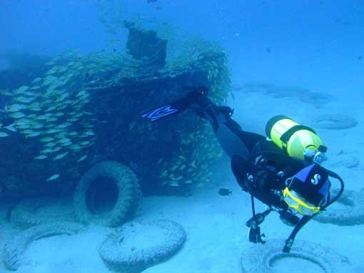 PADI Enriched Air Nitrox Diver