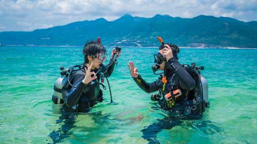 Learn to Dive - Sea Gypsy Divers, Ao Nang, Krabi Thailand