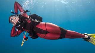PADI Peak Performance Buoyancy Specialty Course