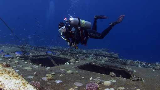 Specialty Courses - Sea Gypsy Divers, Ao Nang, Krabi Thailand