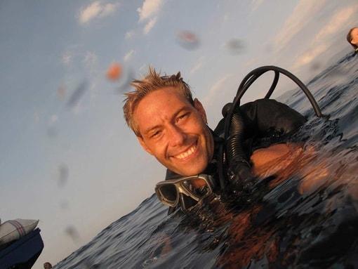 Brendon Sing - PADI Freediver Instructor