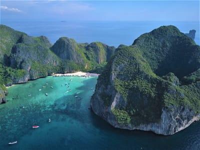 Koh Phi Phi Aerial