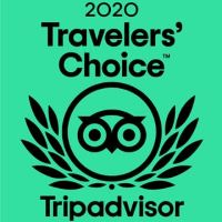 TripAdvisor Travelers' Choice Award 2020