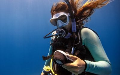 Tips to Consume Less Air and Increase Dive Time